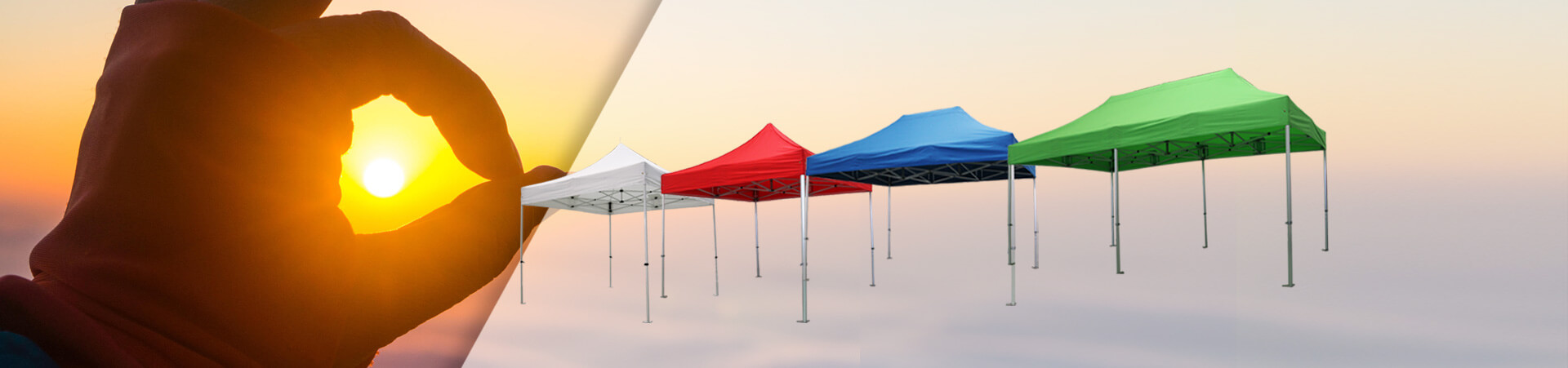 Sentai Outdoor Folding Gazebos