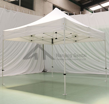 40mm HEX Instant Canopy Tent 3m X 3m