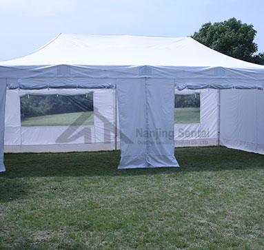 50mm HEX Pop Up Canopy 3m x 6m
