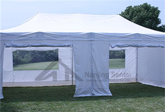 Some Basic Parameters of Folding Tent