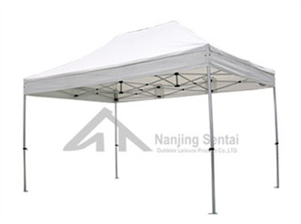 How To Clean The Folding Gazebos?