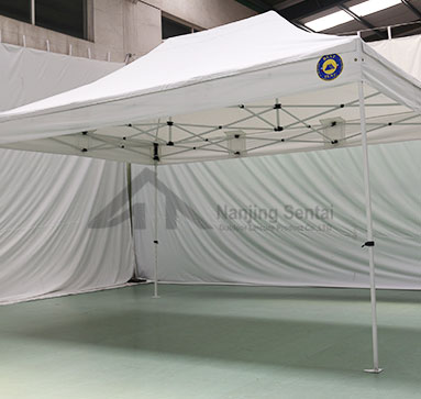How Should The Folding Outdoor Canopy Be Maintained?