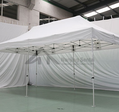 How to Open A Folding Tent