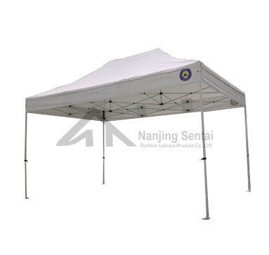 Outdoor folding gazebo
